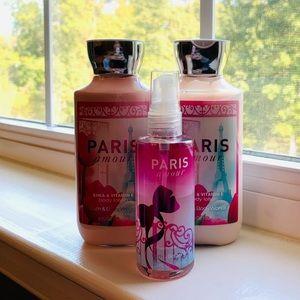 Bath and Body Works — Paris Amour bundle